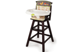 Top 10 Best Baby High Chairs in 2017