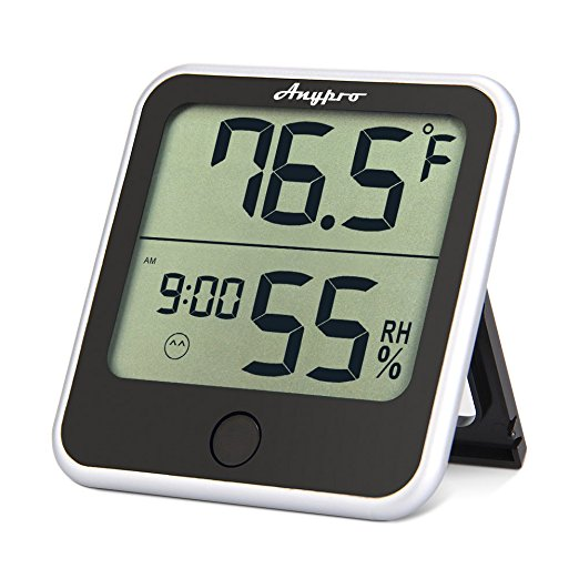 Top 10 Best Digital Hygrometer Indoor Thermometer