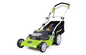 Top 10 Best Gas Electric Lawn Mowers in 2017