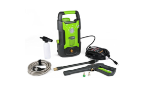 Top 10 Best Gas Electric Pressure Washers in 2017